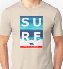 Oceanside - California. Unisex T-Shirt