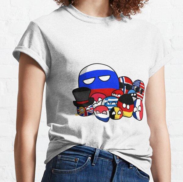 Countryballs Classic T-Shirt