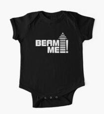 Beam me up V.1 (white) Kids Clothes