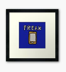 gadget freak Framed Print