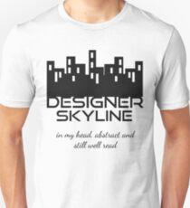 Designer Skyline T-Shirt