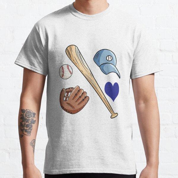i love baseball Classic T-Shirt