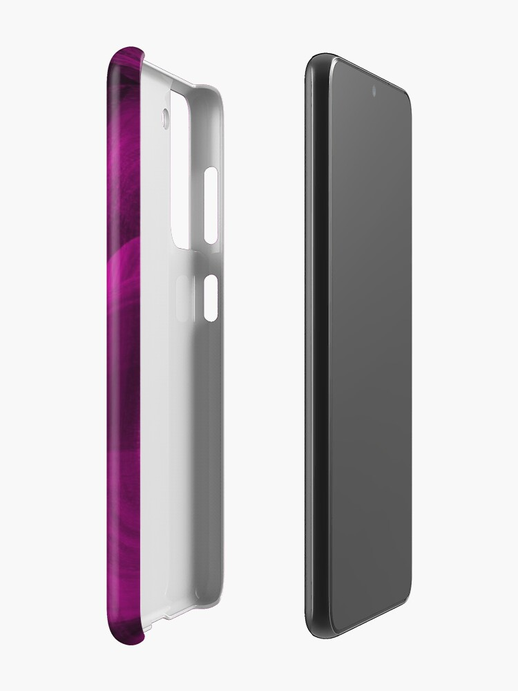 Alternate view of Pinkish Black Hole Case & Skin for Samsung Galaxy