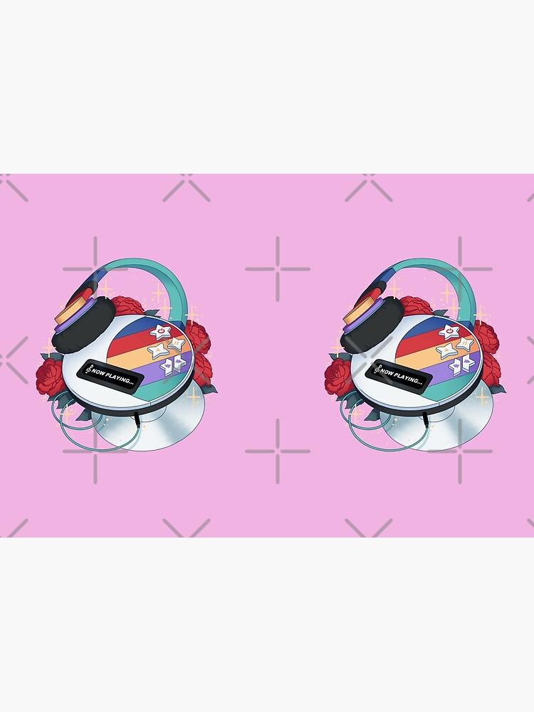 Flowery CD Player (Toy) by Kaninchenbau