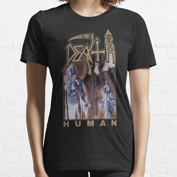 Human Album Art by Death Essential T-Shirt
