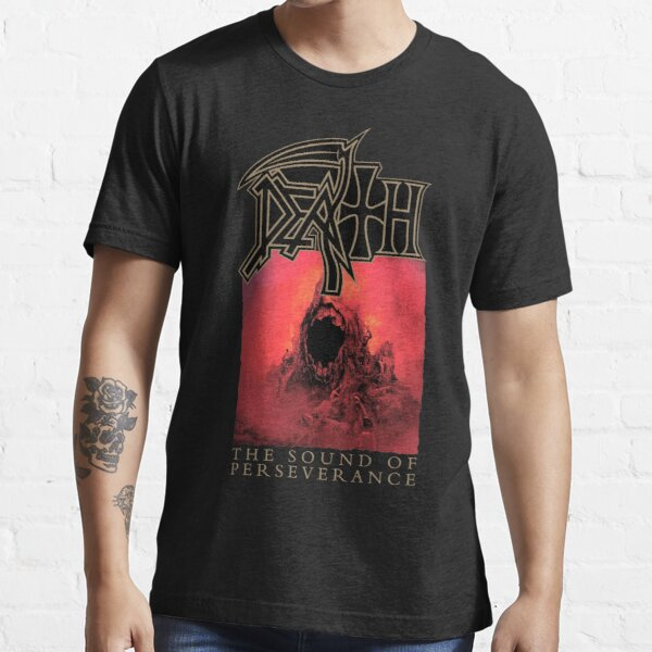 The Sound of Perseverance Album Art by Death Essential T-Shirt
