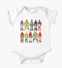 Superhero Butts Kids Clothes