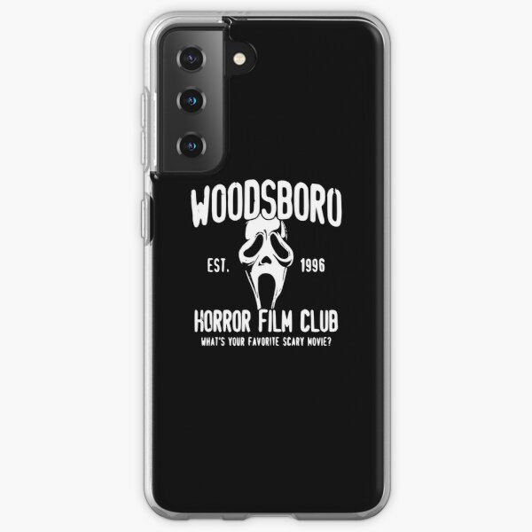 Woodsboro Horror Film Club Coque souple Samsung Galaxy