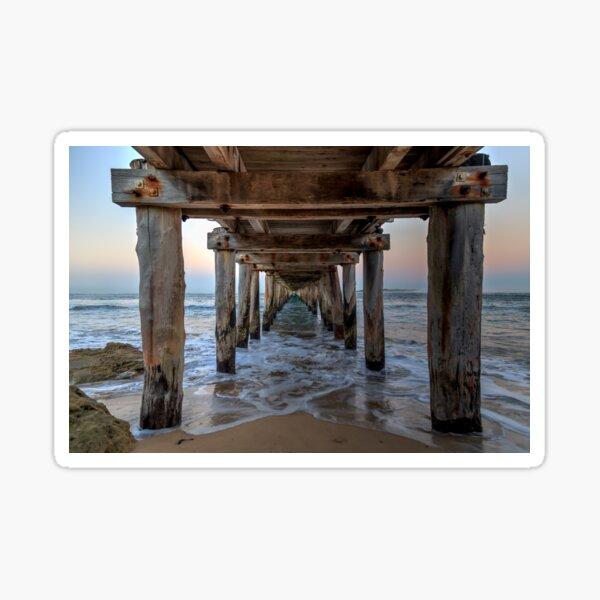 Point Lonsdale Pier, Victoria Sticker