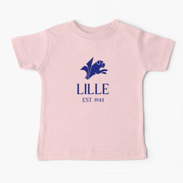 Bleu de Lille T-shirt bébé