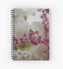 Delicate Details  Spiral Notebook