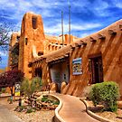Museum of Art, Santa Fe, New Mexico by fauselr