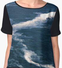 Ocean Chiffon Top