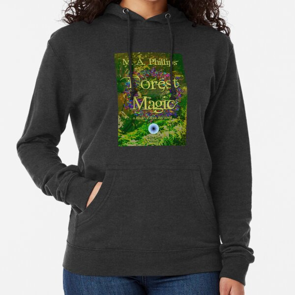 Forest Magic Cover Lightweight Hoodie