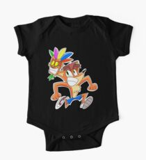 Crash Is Back Kids Clothes