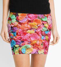 Fruity Cereal Mini Skirt