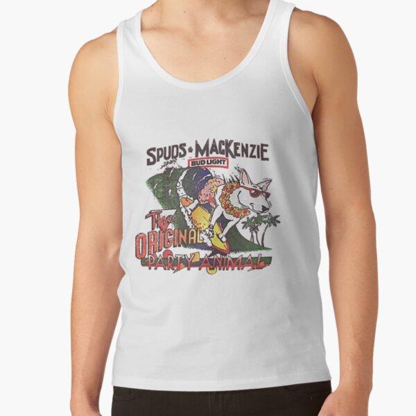 Spuds MacKenzie [Vintage Distressed] T-Shirt Tank Top