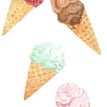 Ice cream passion ! by giuliaiulia