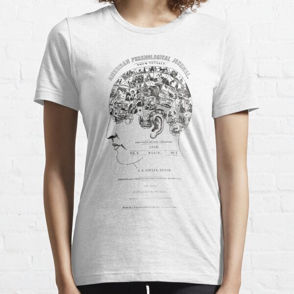 Phrenology Essential T-Shirt