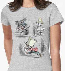 Alice in Wonderland Montage  T-Shirt