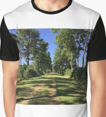 Plantation in the spring Graphic T-Shirt