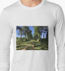 Plantation in the spring Long Sleeve T-Shirt