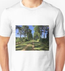 Plantation in the spring Unisex T-Shirt