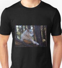Timber Wolf Sentinel Unisex T-Shirt