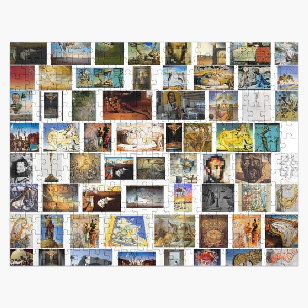 Surrealism #Surrealism  Jigsaw Puzzle