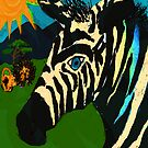 The Zebra by Ginny Luttrell
