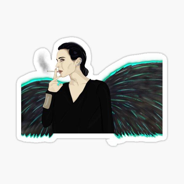 Waverly Earp (Dark Angel)  Sticker