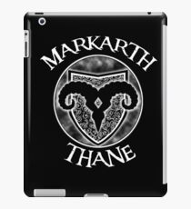 Markarth Thane iPad Case/Skin