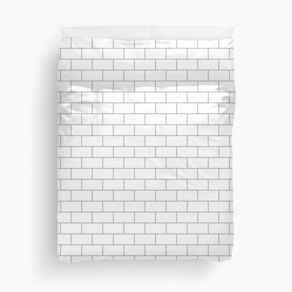 The wall - Pink Floyd Duvet Cover