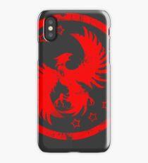 Firehawk iPhone Case/Skin