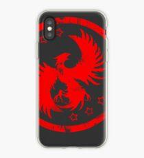 Firehawk iPhone Case