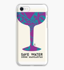margaritaville iPhone Case/Skin