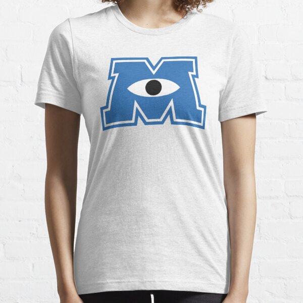 MONSTRUOS S.A Camiseta esencial