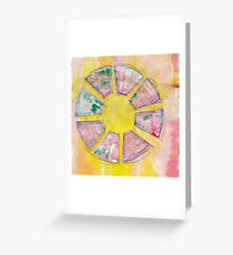 Particle Greeting Card