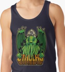 The Great Cthulhu Tank Top