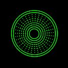 Green Aliens Alarm von MMPhotographyUK