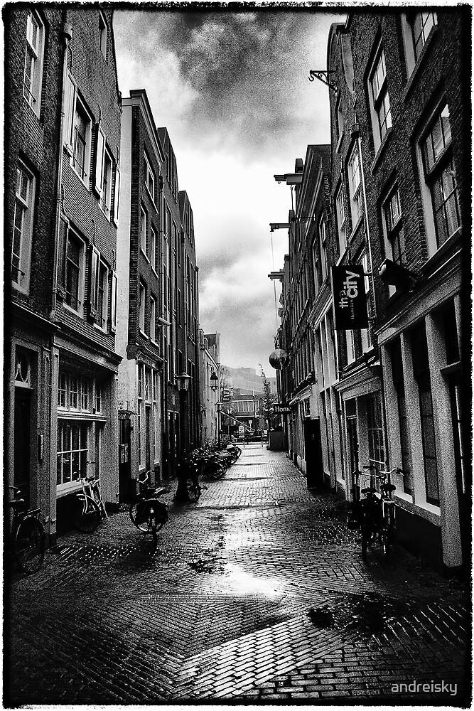 Amsterdam Street by andreisky
