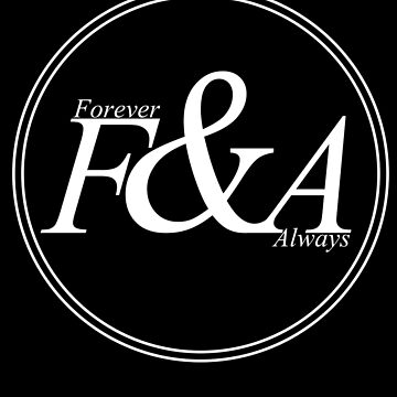 Forever & Always Original by AandF