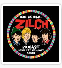 Zilch Podcast! Sticker