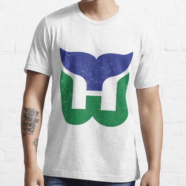 Hartford Whalers [Vintage Distressed] T-Shirt Essential T-Shirt