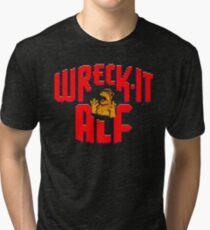 Wreck it Alf Tri-blend T-Shirt
