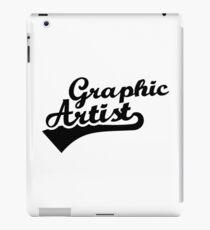 Graphic artist iPad Case/Skin