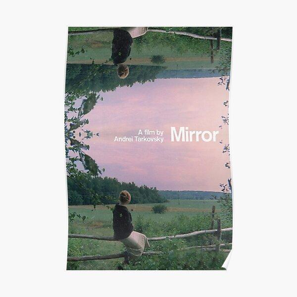 Mirror (Tarkovsky) - Movie Poster Poster