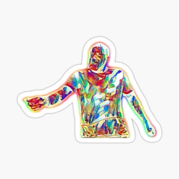 Rezza 4 Sticker