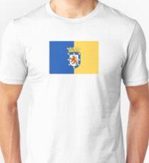 Flag of Santiago  T-Shirt