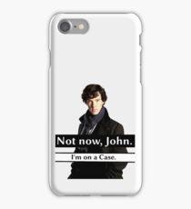 I'm on a Case. iPhone Case/Skin